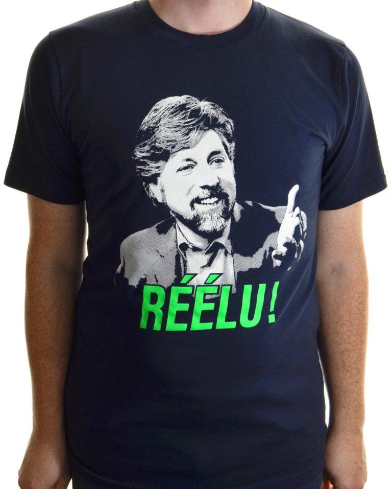 T-shirt Ferrandez réélu