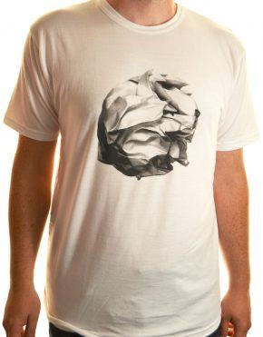 T-shirt Papier