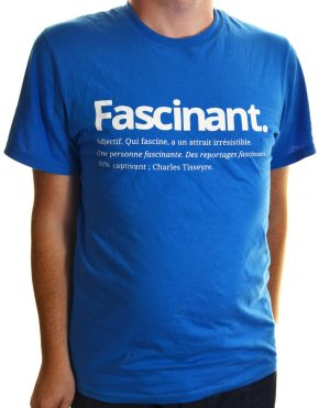 T-shirt Fascinant