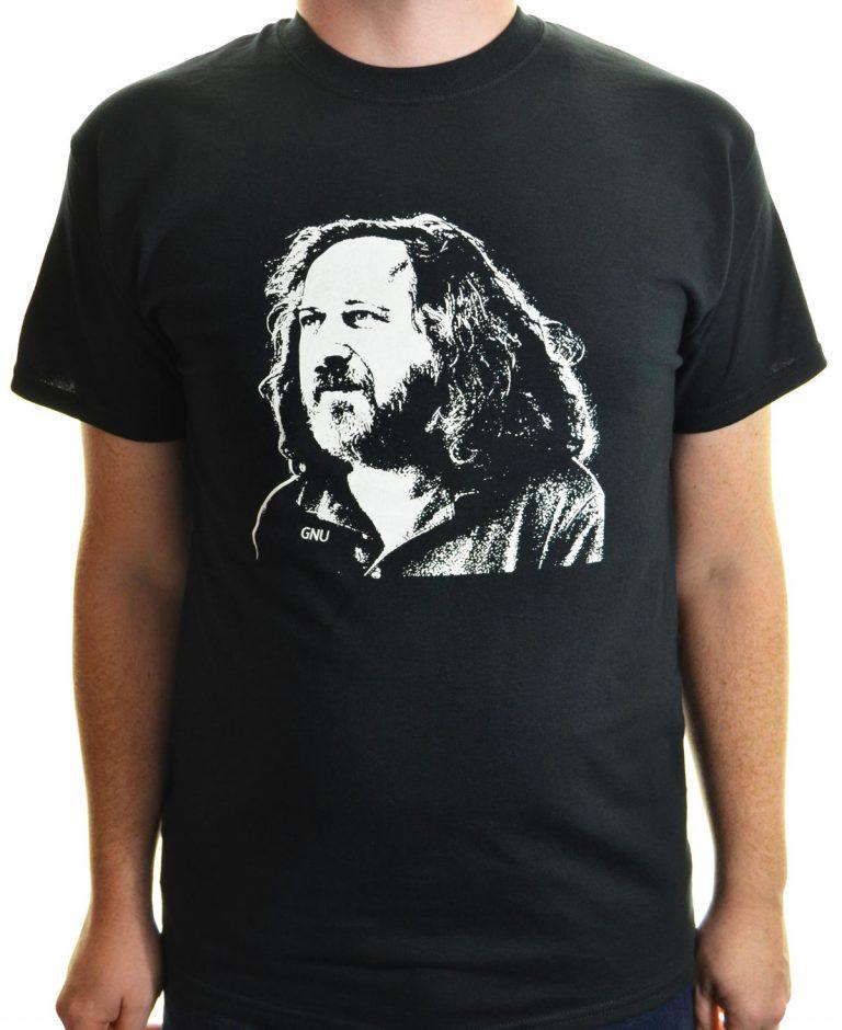 T-shirt Richard Stallman